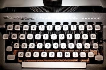 Antique Typewriter Vintage machine