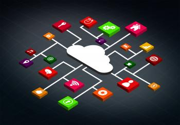 Applications Running in the Digital Cloud - Services in the Cloud