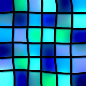 Aqua Tiles