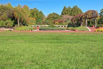 Arboretum Herb Garden - HDR