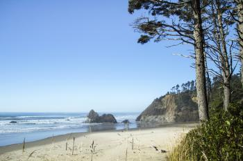 Arcadia Beach, Oregon
