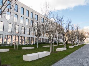 Architecture of Lisbon- EMSA