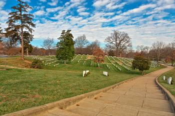 Arlington National Cemetery - HDR