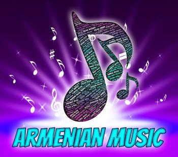 Armenian Music Represents Djivan Gasparyan And Folk