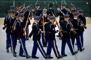 Army Drill Team