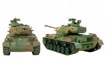 Artillery Tanks