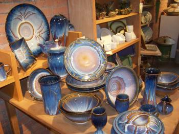 Artistic & Historic Pottery