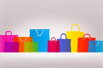 Assorted Gift Bags and Shopping Bags