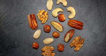 Assorted Mixed Nuts for Your Health