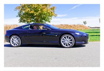 ASTON MARTIN DB9 from 2008