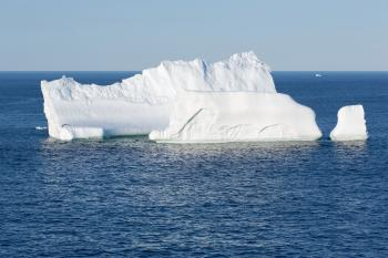 Atlantic Canada Iceberg