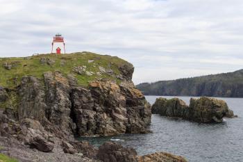Atlantic Canada lighthouse