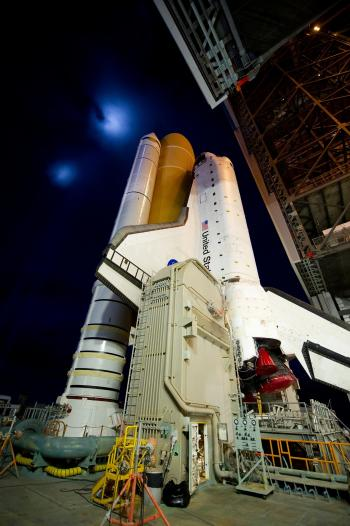 Atlantis Space Shuttle launch