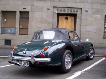 Austen Heakley Mk III 1967