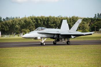 Australian Air Power F18 Hornet