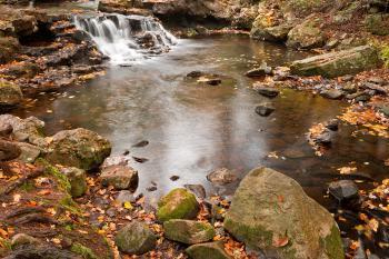 Autumn Prelude Falls
