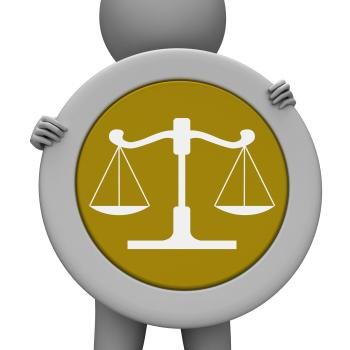 Balance Scales Means Jury Court And Balanced