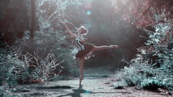 Ballet Pose