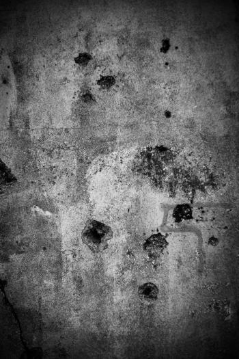 B&W Grunge Wall Texture