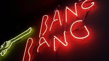 Bang Bang Neon Sign