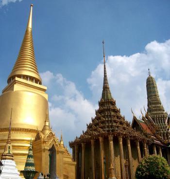 Bangkok Wat Phra Kaew