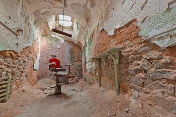 Barber Prison Cell - HDR