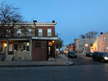 Barclay Food Market, 2701 Barclay Street, Baltimore, MD 21218