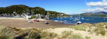 Barmouth Harbour View
