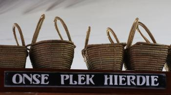Baskets in the shawcase