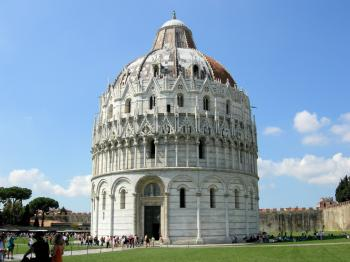 Battisterio de Pisa