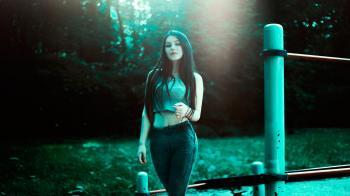 Beauty in Jeans