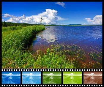 Beaver Brook Color Film Sampler