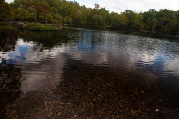 Beavers Bend waterscape