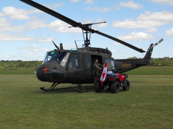 Bell UH-1 Huey del Ejercito Argentino