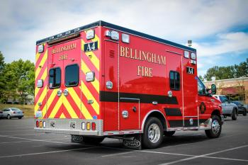Bellingham Fire Ambulance 4