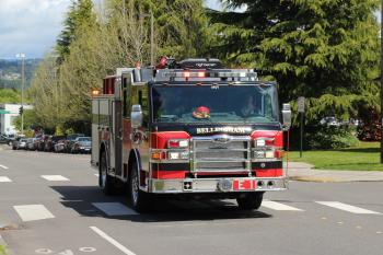 Bellingham Fire Engine 1
