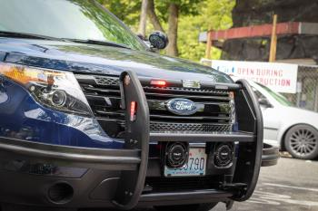 Bellingham Ford Police Interceptor Utility (9101)