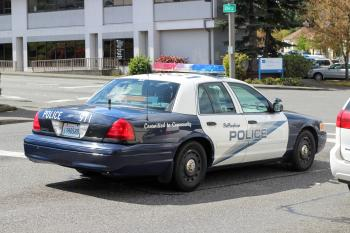 Bellingham, WA Police: Ford Crown Victoria