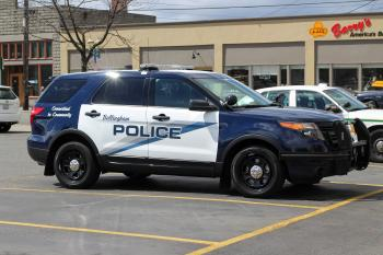 Bellingham, WA Police: Ford Police Utility