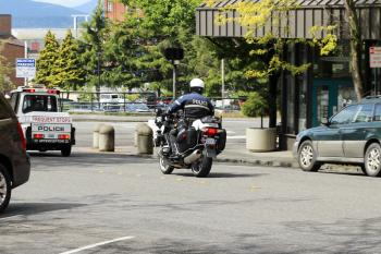 Bellingham, WA Police Traffic Unit