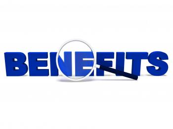 Benefits Word Means Perks Bonuses Or Reward