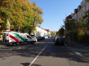 Bergmannstraße Dresden