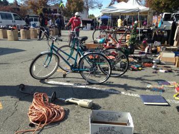 Berkeley, Ashby Flea Market 11/21/2015 01