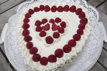 Berries on the Cake