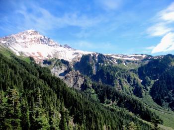 Best view of Mt. Hood