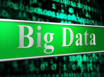 Big Data Indicates World Wide Web And Information