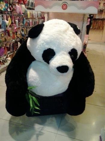 Big Panda Stuffed Animal