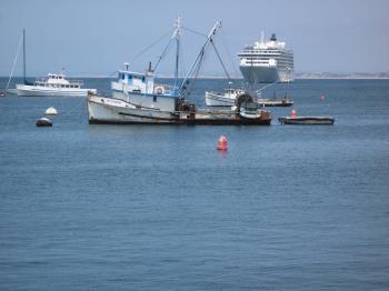 Big Ship / Little Ship