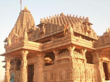 Birla Temple in India
