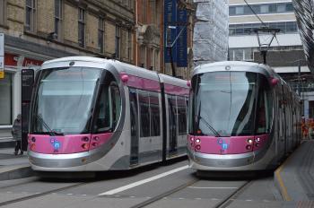 Birmingham Trams